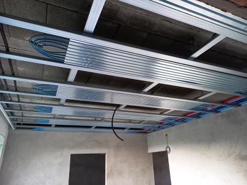 HűtőFűtő mennyezet kialakítás 4